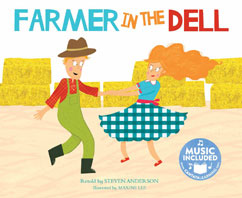 Cover for Farmer in the Dell
