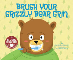 Cover for Brush Your Grizzly Bear Grin