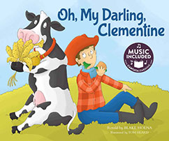 Cover for Oh, My Darling, Clementine