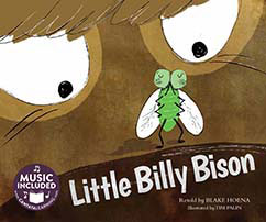 Cover for Little Billy Bison