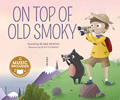 Cover for On Top of Old Smoky