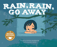Cover for Rain, Rain, Go Away