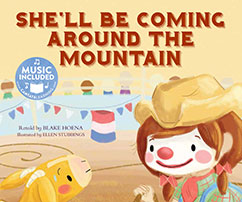Cover for She'll Be Coming Around the Mountain