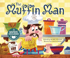 Cover for The Muffin Man