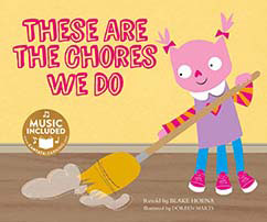 Cover for These Are the Chores We Do