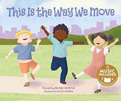 Cover for This Is the Way We Move