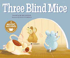Cover for Three Blind Mice