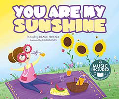 Cover for You Are My Sunshine