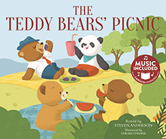 Cover for Teddy Bears' Picnic