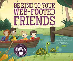 Cover for Be Kind to Your Web-Footed Friends