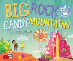 Cover for Big Rock Candy Mountains
