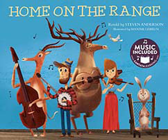 Cover for Home on the Range