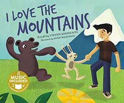 Cover for I Love the Mountains