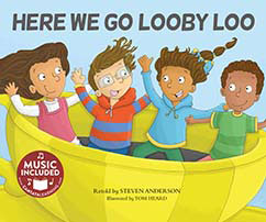 Cover for Here We Go Looby Loo