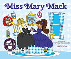 Cover for Miss Mary Mack
