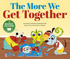 Cover for The More We Get Together