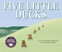 Cover for Five Little Ducks