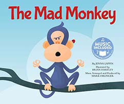 Cover for The Mad Monkey