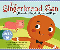 Cover for Gingerbread Man