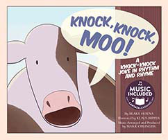 Cover for Knock, Knock, Moo!