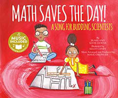 Cover for Math Saves the Day!