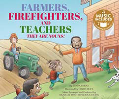 Cover for Farmers, Firefighters, and Teachers