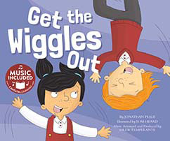 Cover for Get the Wiggles Out