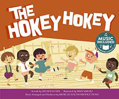 Cover for The Hokey Hokey