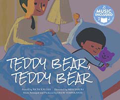Cover for Teddy Bear, Teddy Bear