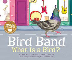 Cover for Bird Band
