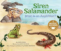 Cover for Siren Salamander