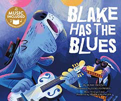 Cover for Blake Has the Blues