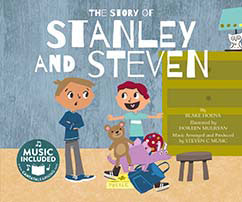 Cover for The Story of Stanley and Steven
