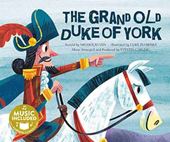 Cover for Te Grand Old Duke of York