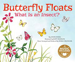 Cover for Butterfly Floats