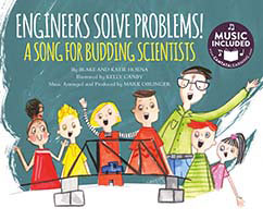 Cover for Engineers Solve Problems!