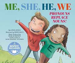 Cover for Me, She, He, We