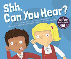 Cover for Shh, Can You Hear?