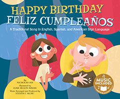 Cover for Happy Birthday / Feliz Cumpleaños