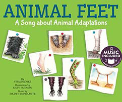 Cover for Animal Feet