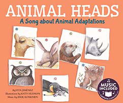 Cover for Animal Heads