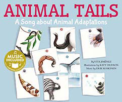 Cover for Animal Tails