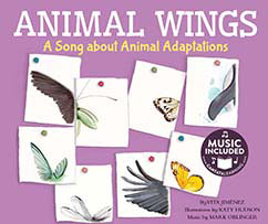 Cover for Animal Wings