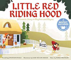 Cover for Little Red Riding Hood