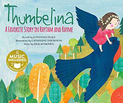 Cover for Thumbelina