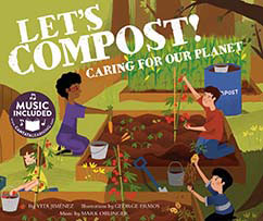 Cover for Let's Compost!