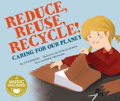 Cover for Reduce, Reuse, Recycle!
