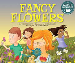 Cover for Fancy Flowers