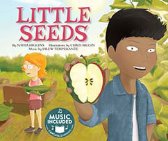 Cover for Little Seeds