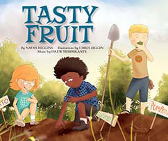 Cover for Tasty Fruit